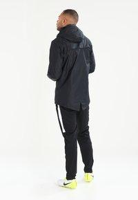 Nike Performance - ACADEMY18 - Waterproof jacket - black/black/white - 2
