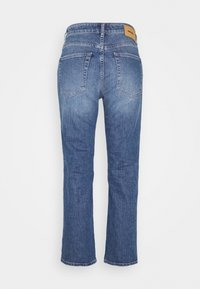Diesel - D-ARYEL - Relaxed fit jeans - indigo - 1