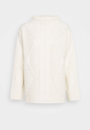 SWEATER - Pullover - cream
