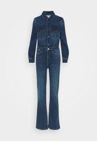 Frame Denim - LE JANE  - Jumpsuit - frame blue - 4