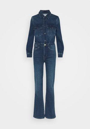 LE JANE  - Jumpsuit - frame blue