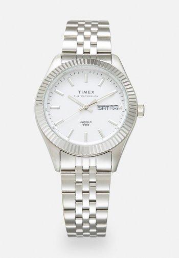 WATERBURY LEGACY BOYFRIEND - Watch - silver-coloured