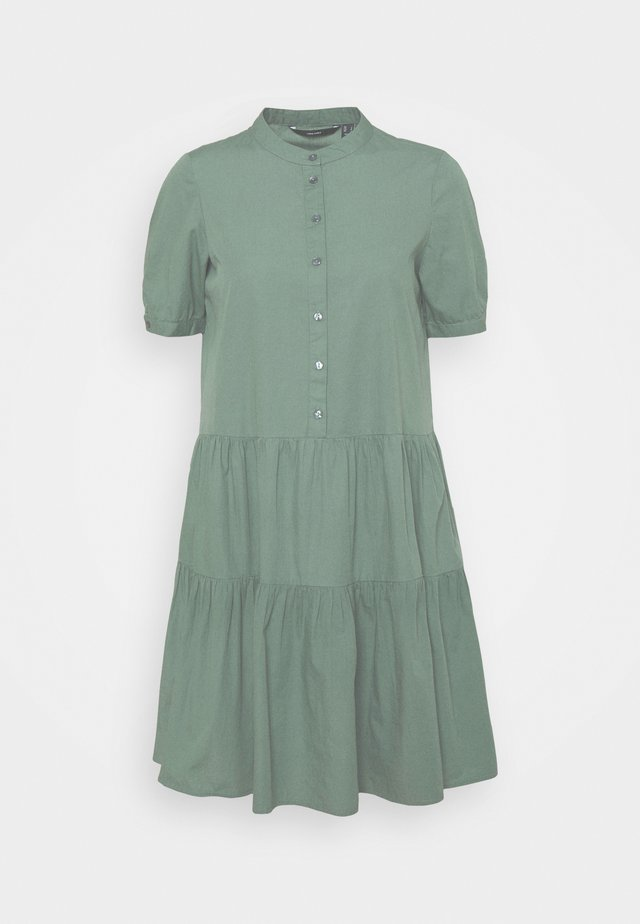 VMDELTA DRESS - Shirt dress - laurel wreath