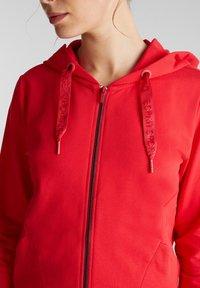 Esprit Sports - Hoodie - red - 3