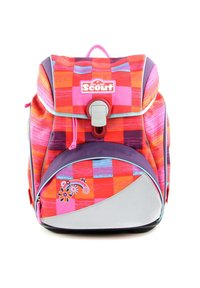 Scout - Set zainetto - pink rainbow - 1