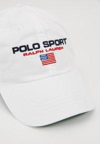Polo Ralph Lauren - POLO SPORT CLASSIC  - Gorra - pure white - 6