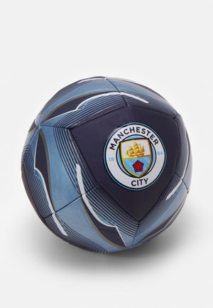 MCFC ICON UNISEX - Equipement de football - peacoat/white