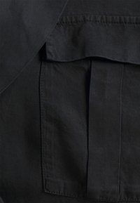 Noisy May - NMVERA ENDI SHIRT DRESS - Vapaa-ajan mekko - black - 2