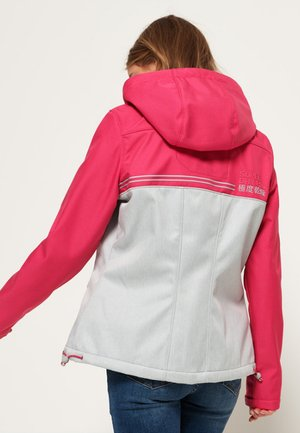RETRO SD-WINDTREKKER - Light jacket - rose pacific