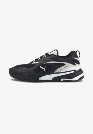RS-FAST - Trainers - puma black-puma white