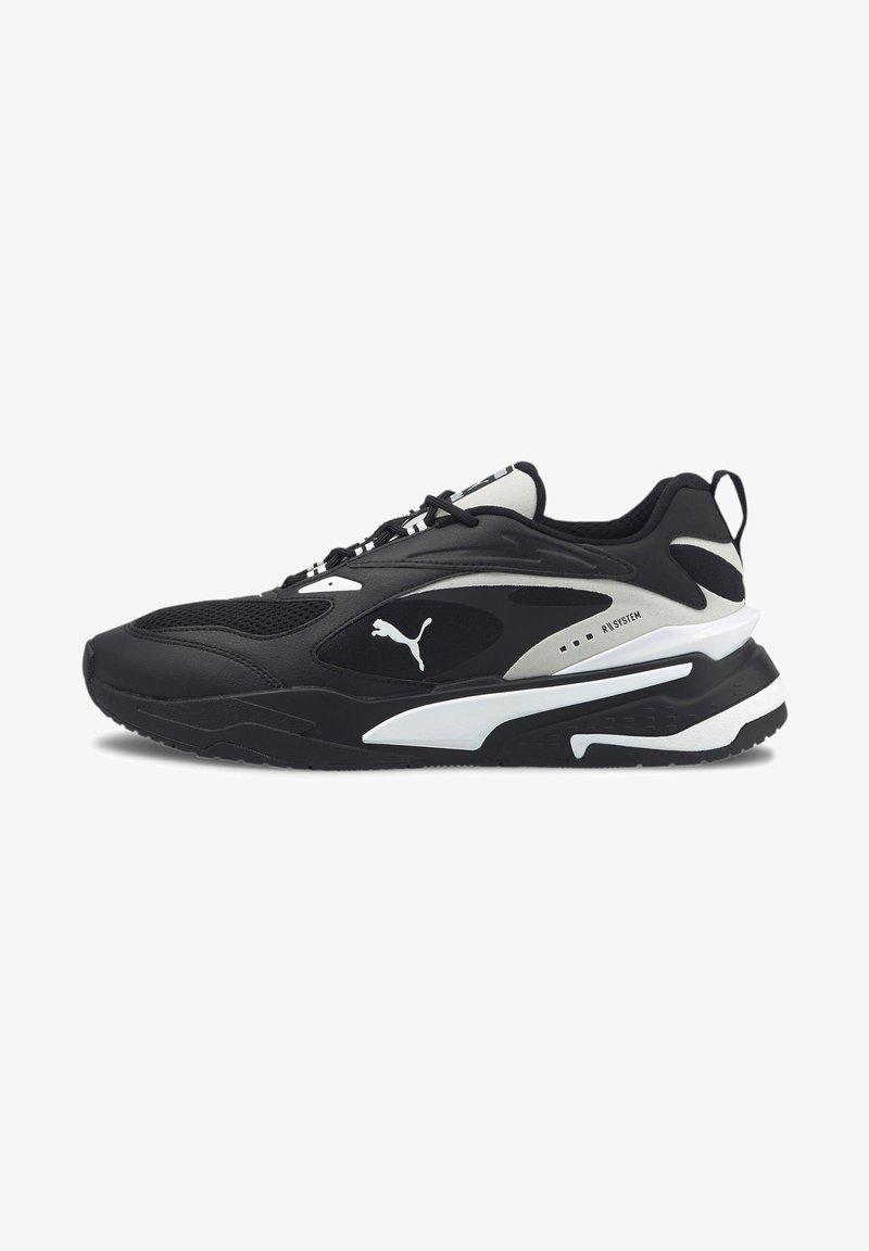 Puma - RS-FAST - Trainers - puma black-puma white