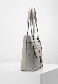 L. CREDI - CEZELIA  - Tote bag - grey - 2