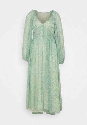 PHEOBE DRESS - Maxi dress - meadow jade
