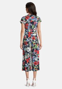 Betty Barclay - Jumpsuit - dark blue/red - 1