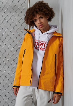 HYDROTECH - Waterproof jacket - nautical gold