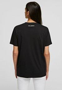 KARL LAGERFELD - T-Shirt print - black - 2