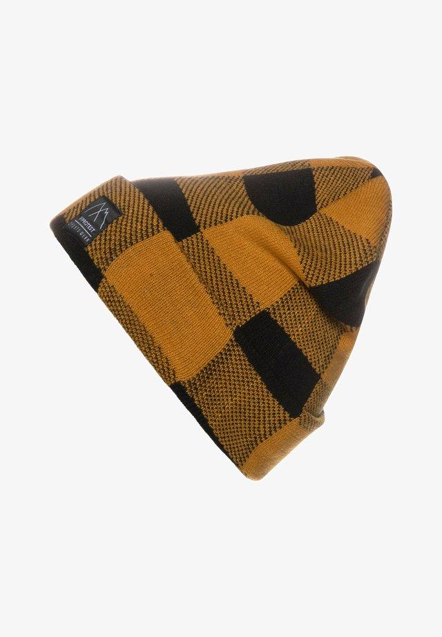 Muts - dark yellow