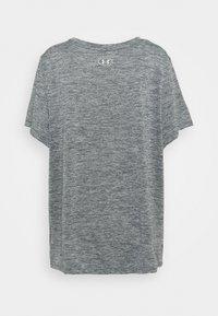 Under Armour - TECH TWIST - Sports shirt - pitch gray - 1