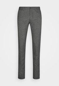 BLEECKER  LOOK - Chino kalhoty - black