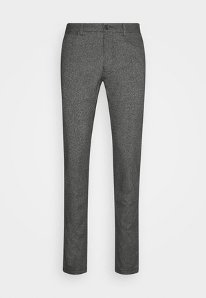 BLEECKER  LOOK - Chinos - black