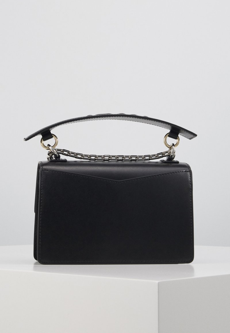 KARL LAGERFELD - SEVEN SHOULDERBAG - Across body bag - black
