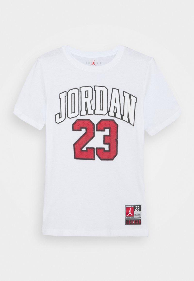 Jordan - PRACTICE FLIGHT - Print T-shirt - white
