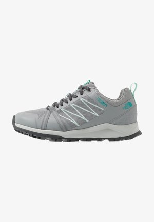 W LITEWAVE FASTPACK II WP - Trainers - griffin grey/dark shadow grey
