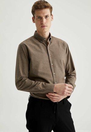 Camicia elegante - beige