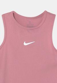 Nike Performance - TANK - Camiseta de deporte - elemental pink/white - 2