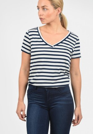 LEONIE - Print T-shirt - sky captain