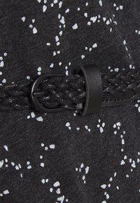 Ragwear - TAMY - Žerzejové šaty - dark grey - 5