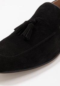 Office - MANTA LOAFER - Scarpe senza lacci - black - 5