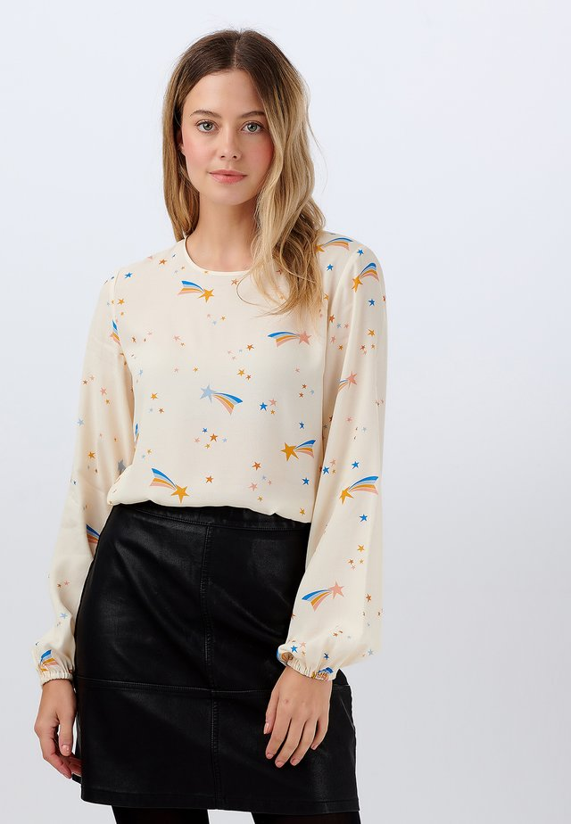 BETHANY WISHING ON A STAR - Blouse - cream