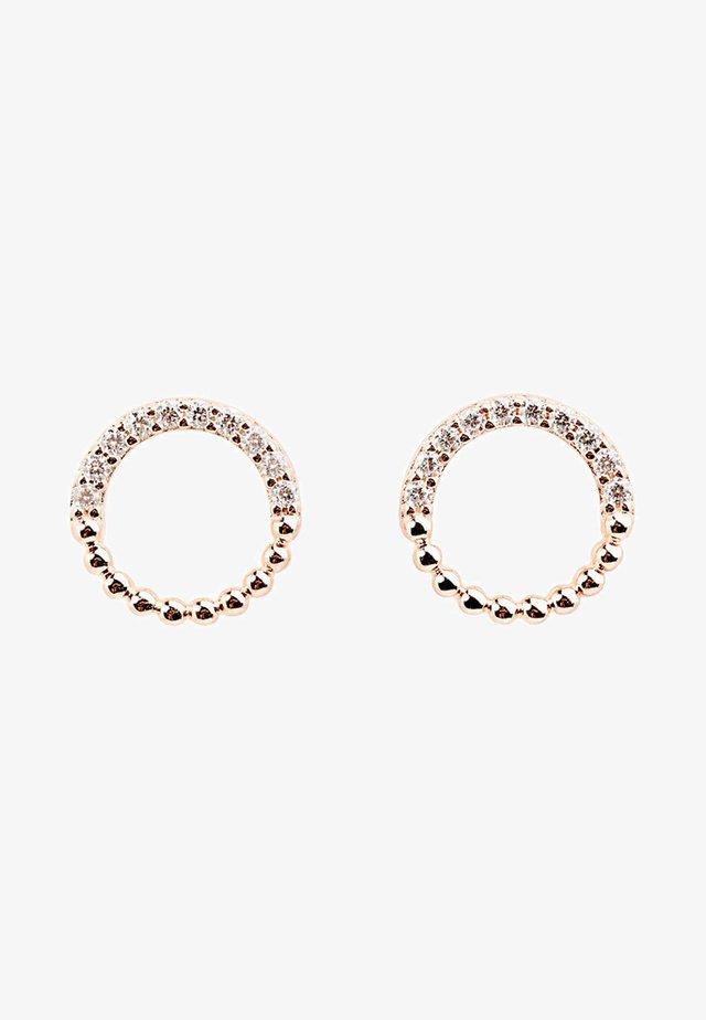 FASHION  - Boucles d'oreilles - rose gold-coloured