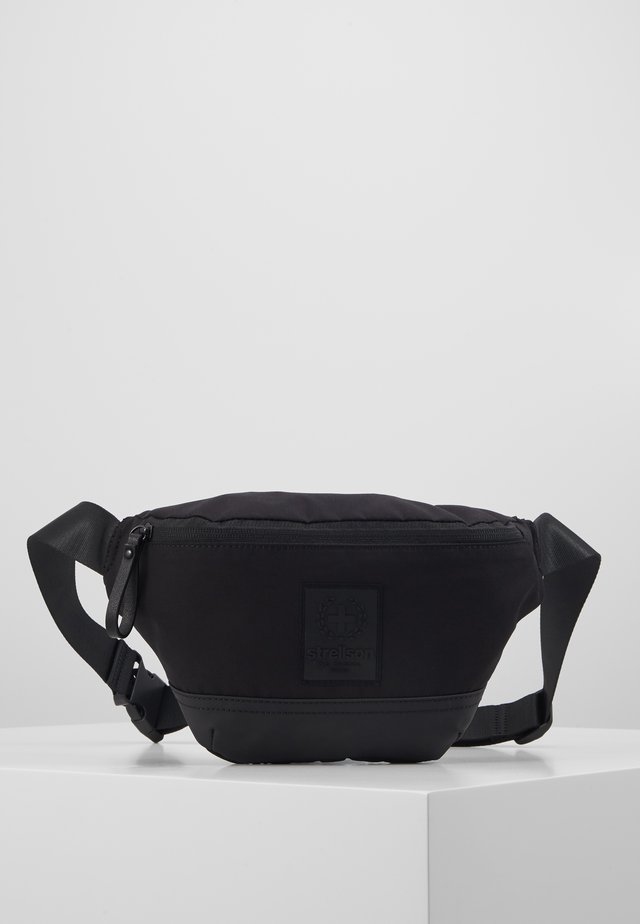SWISS CROSS HIPBAG - Ledvinka - black