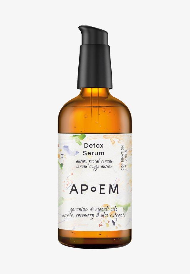 DETOX SERUM - Serum - detox serum