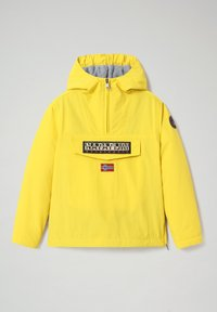 Napapijri - RAINFOREST WINTER - Light jacket - yellow oil - 4