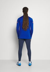Nike Performance - ENGLAND ENT DRY PANT  - National team wear - midnight navy/sport royal/challenge red - 2