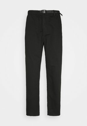 GRAMICCI PANTS LOOSE - Chino - black
