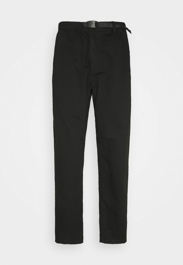 GRAMICCI PANTS LOOSE - Chinos - black