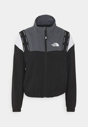 WIND JACKET - Training jacket - black/vanadis grey