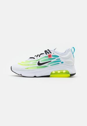 AIR MAX EXOSENSE SE UNISEX - Trainers - white/black/volt/blue fury/flash crimson