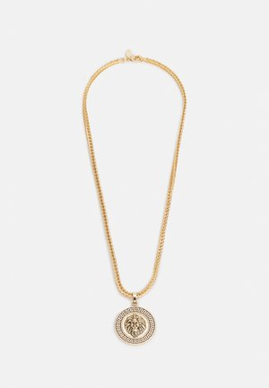 Ketting - antique gold-coloured