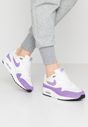AIR MAX 1 - Trainers - summit white/atomic violet/black