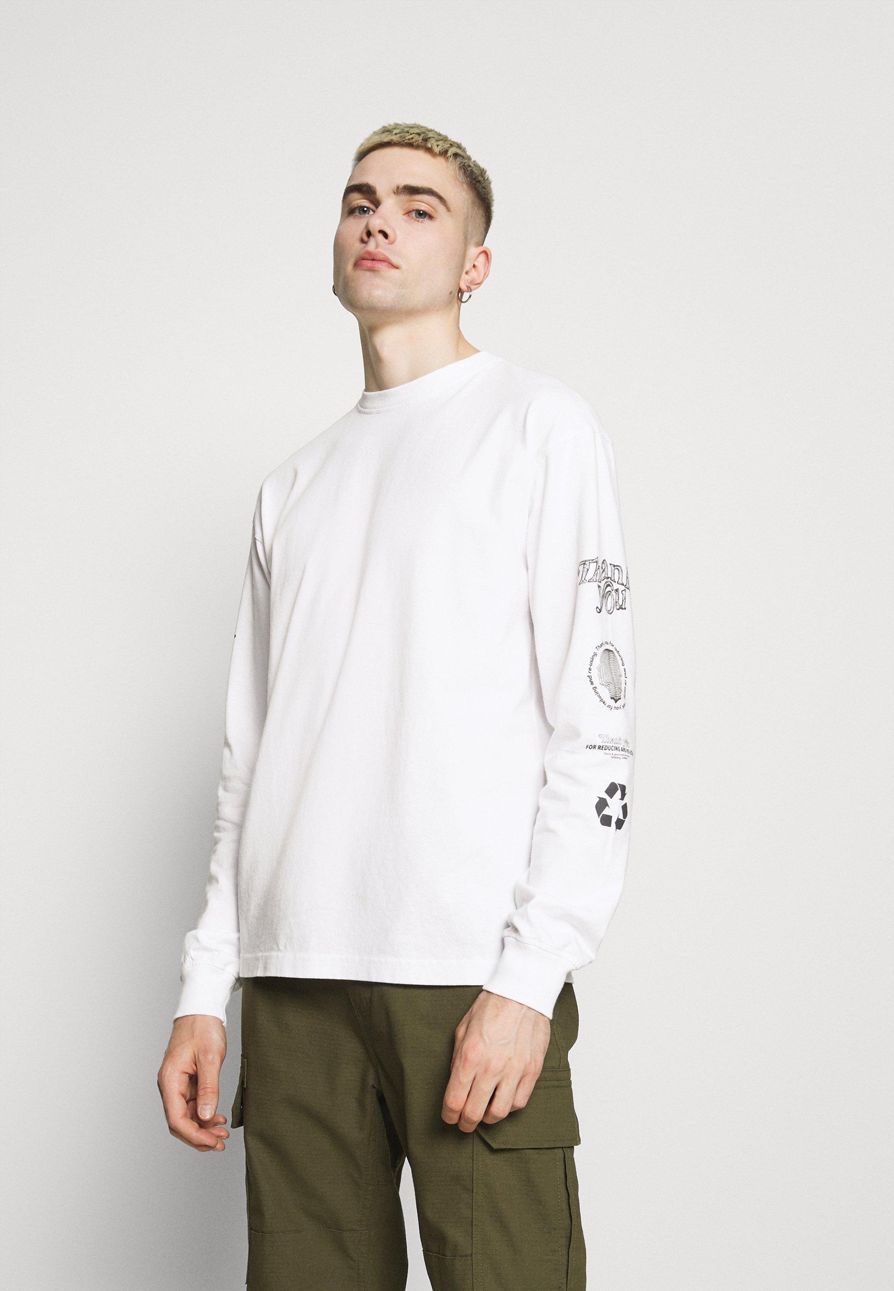 Men HOFFMAN LONG SLEEVE - Long sleeved top