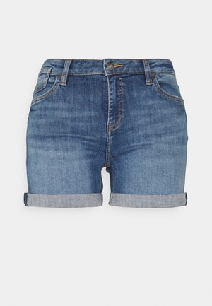 Denim shorts - blue medium