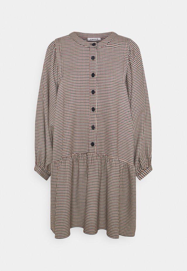 FREYA DRESS - Kjole - beige