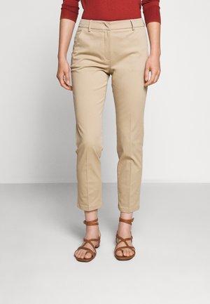 ZANNA - Trousers - kamel