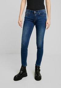 Replay - NEWLUZ - Jeans Skinny Fit - dark blue - 0