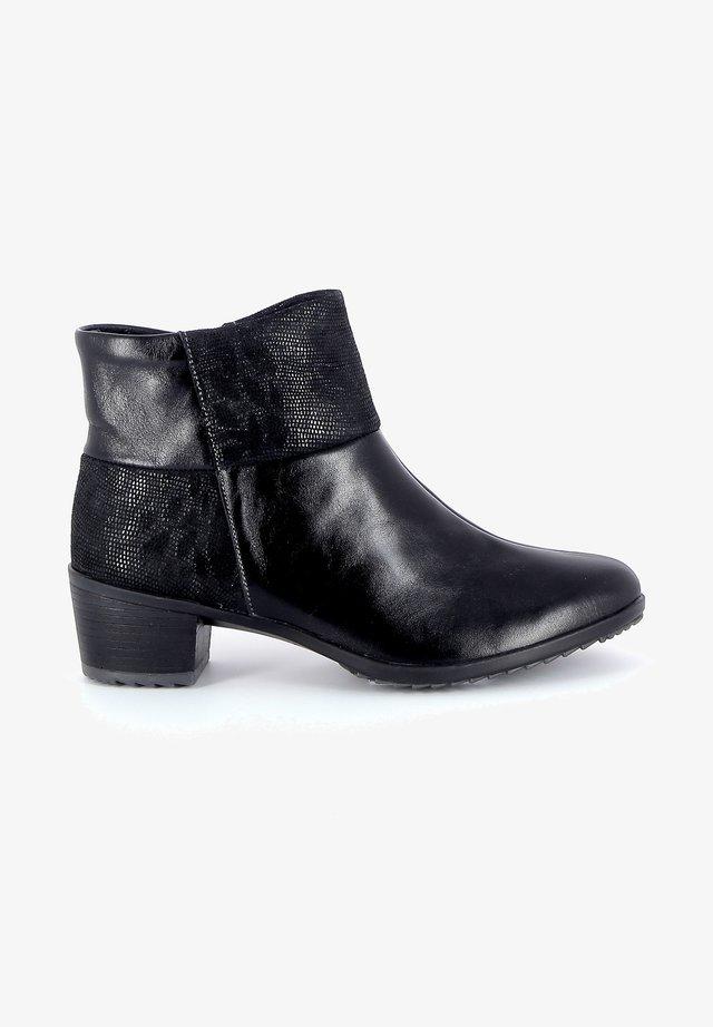 ROZANE - Korte laarzen - black